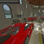 Nézze meg, felkerült a Ferrari Múzeum a Google Street View-ra