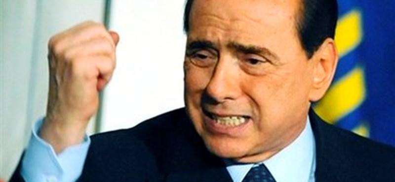 Berlusconi havi 300 ezer eurós tartásdíjat fizet