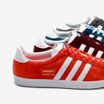 Új színekkel dobbant az Adidas Originals Gazelle
