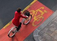 Hihetetlenül sokat jelenthet, ha csak heti egy nap kerékpárra ül