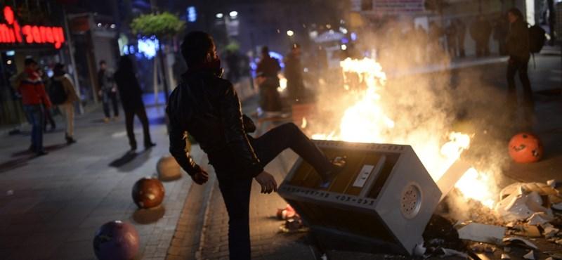 Ellentámadásba lendült a török miniszterelnök