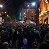 Újra a CEU-ért tüntetnek Budapesten