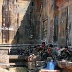Nem szűnnek a harcok a thaiföldi-kambodzsai határon
