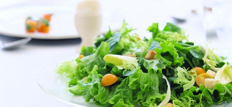 Mi készülhet a fejes salátából? – recept
