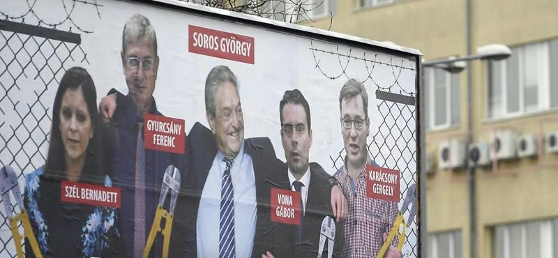 Alig talál szabadon maradt plakáthelyeket az ellenzék