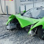 Akciósan a miénk lehet egy McLaren sportkocsi, bár némi szépséghibával