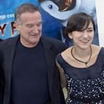 Megjelentek Robin Williams utolsó fotói - összetörtnek tűnt egy nappal a halála előtt