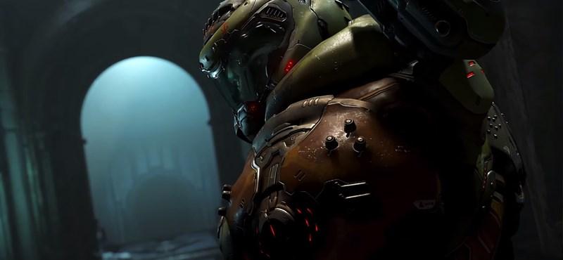 Még brutálisabb Doom készül, már idén játszhat vele – videó