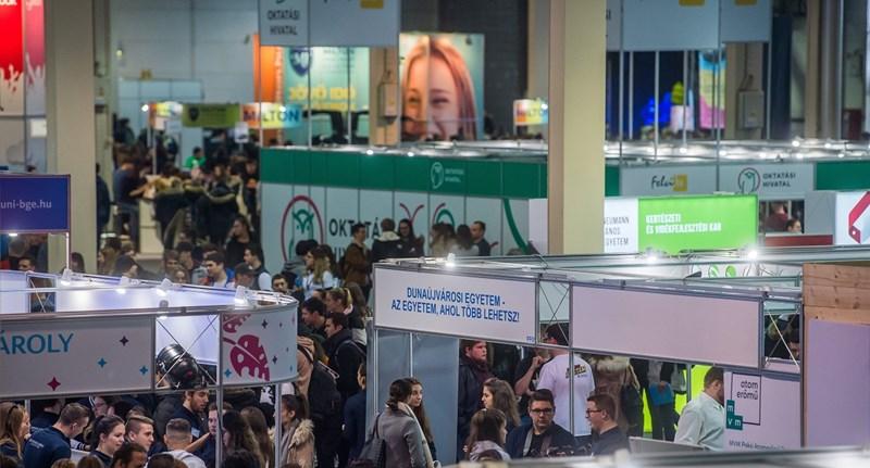 Az előzetes regisztráció alapján hasonló részvételre számítanak az Educatio kiállításon, mint tavaly