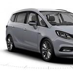 Úgy tűnik, az új Opel Zafirára sem kell már sokat várni