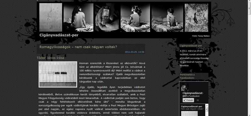 """A romagyilkosságok koronatanúja nyolc hónapig csak """"etette"""" a hatóságokat?"""