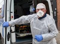 Két hónapja nem találtak annyi új fertőzöttet Franciaországban, mint most
