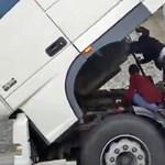 Videó: Láttak már igazán hatékony autószerelőt?
