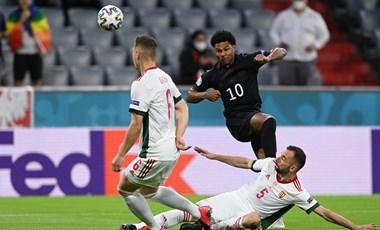 2:1-re vezetünk a németek ellen