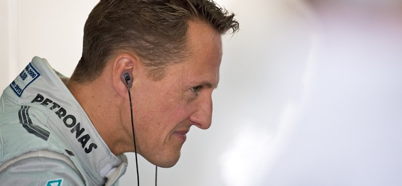Schumachernél csak pillanatokra áll be javulás