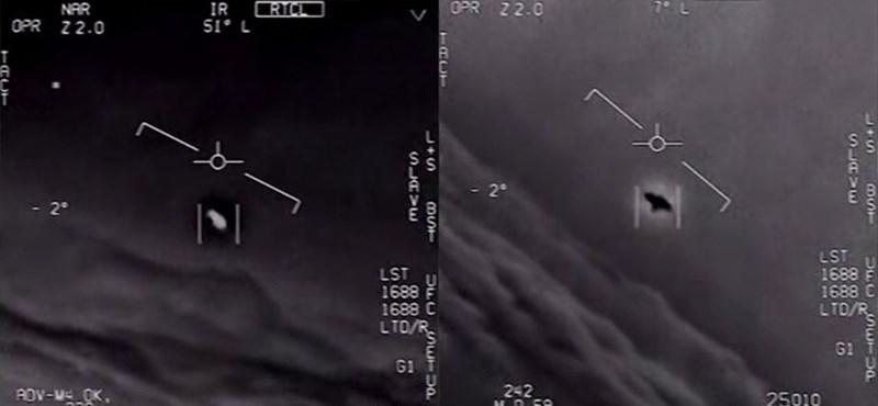 A Pentagon főfelügyelősége indít vizsgálatot az ufóészlelések vizsgálata ügyében