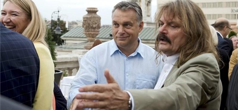 Orbán Viktor erősen kezdte a hétvégét