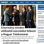 Volt TV2-s lesz az Origo új főszerkesztője