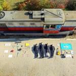A budapesti Gyermekvasút is beszállt a Tetris Challenge-be