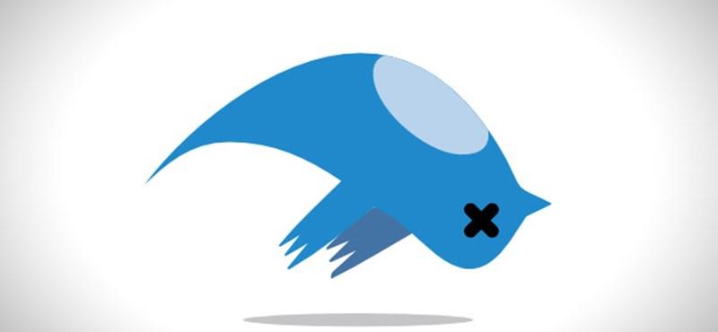 A Twitter első embere, sőt maga a Twitter is áldozatul esett a nagy Twitter-tisztogatásnak