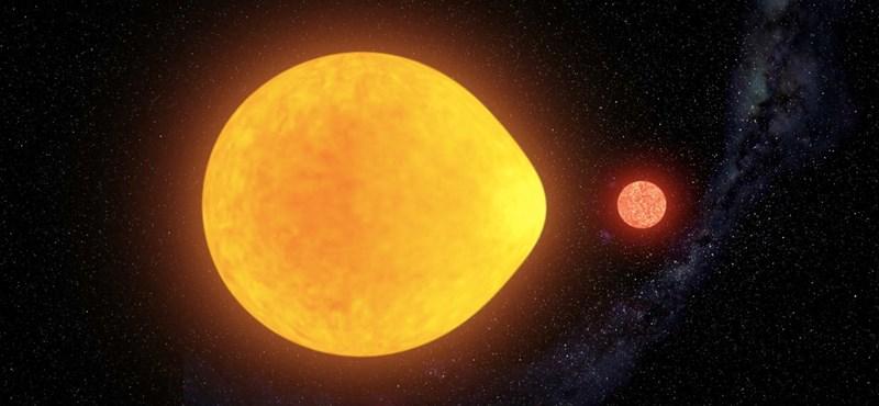 40 éve keresik, most találtak egy csillagot, amelyik csak egyoldalúan pulzál