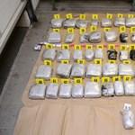 Droggal pakolták meg a Röszkére begördülő 21 éves díler autójának alvázát – fotók
