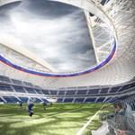 Magyarok is építik Dzsudzsák új stadionját Moszkvában