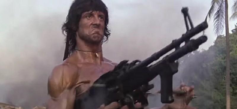 """""""Én vagyok Rambo"""" - feltörték a szerb hírügynökség weboldalát"""