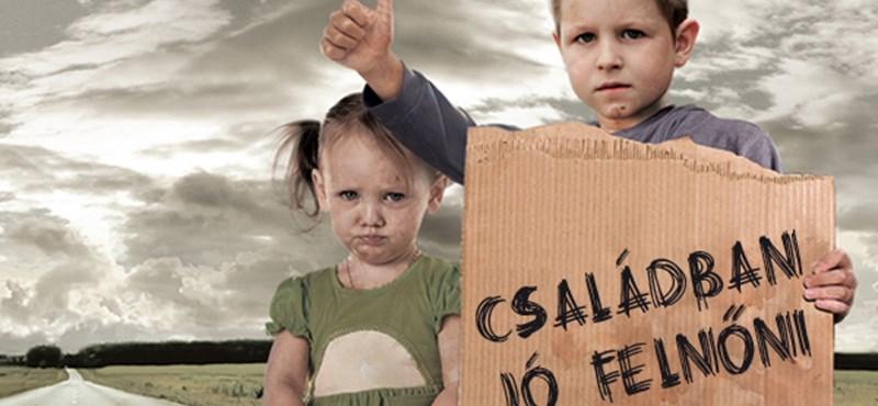 Több tízezer gyerek veszélyben van Magyarországon