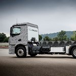 A Mercedes megépítette a világ első elektromos kamionját
