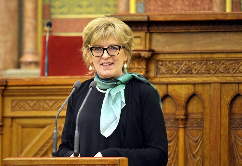 Handó Tünde visszavágott a fővárosi bíráknak