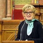 Handó Tünde helyett az Országos Bírói Tanácsot marasztalta el az Országgyűlés