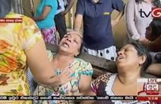 Sri Lanka – összehangolt húsvéti merényletsorozat – száz halott 300 sebesült