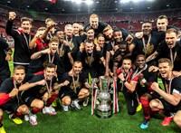 Milliós büntetést kapott a Honvéd és a Mezőkövesd a kupadöntő után