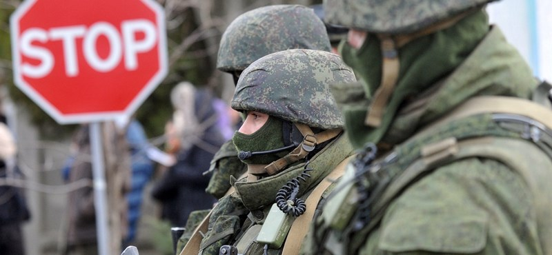 Orosz támadások ukrán támaszpontok ellen a Krímben