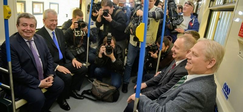 Ma alaposan meglepődhet a 3-as metróban
