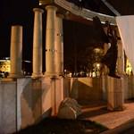 Két év után leleplezték a Szabadság tér fantomját