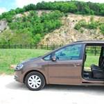 VW Sharan teszt: csinálj sok-sok gyermeket