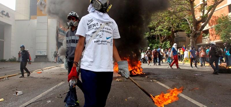 232 ezer katona árnyékában indul a választás Venezuelában
