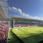 A Vidi még az idén játszhat új, 14 milliárdos stadionjában