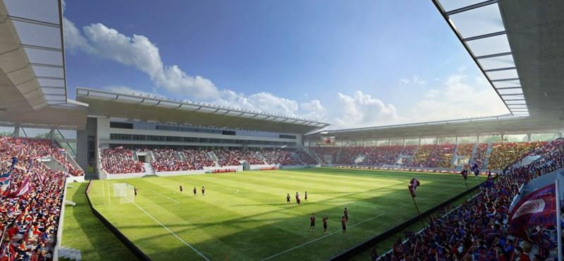 Gazdaság  Még drágább lesz a Vidi stadionja 52163ca529