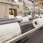 Alig bírják tartani a tempót a tisztítószer- és a WC-papír-gyártók