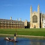 Cambridge ismét előzi Oxfordot a brit egyetemi rangsorban