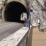 Európa legszebb kerékpárútja épül a Garda-tó partján – videó