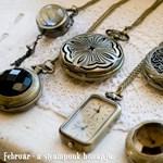 Steampunk-hónap a Karmazsinban