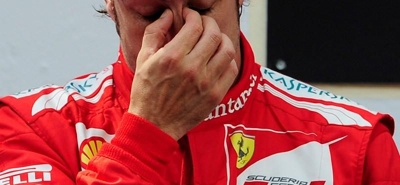 F1: a majdnem tökéletes káosz