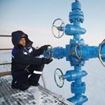 Betett a kemény tél, ötödével több orosz gázt vettünk