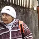 """Öt rendőr """"oszlatta szét"""" az Orbán házánál tüntető két nyugdíjas nőt"""