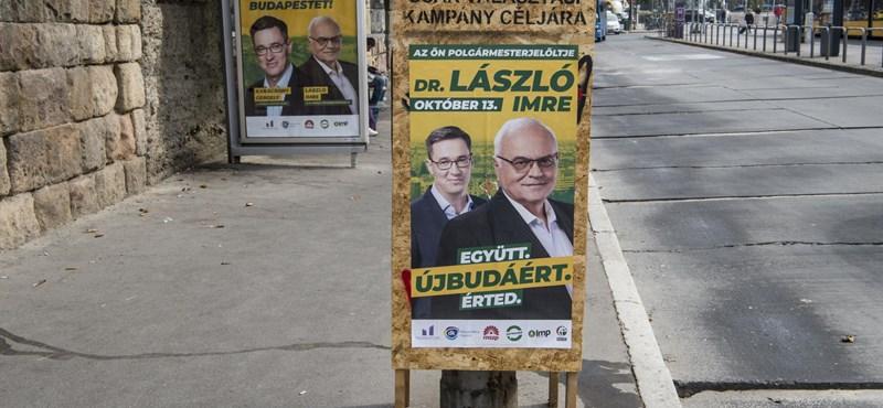 Egy hónap után távozott Újbuda ellenzéki polgármesterének kabinetfőnöke