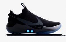 Okoscipőt fejlesztett a Nike, le sem kell hajolni, hogy bekössük